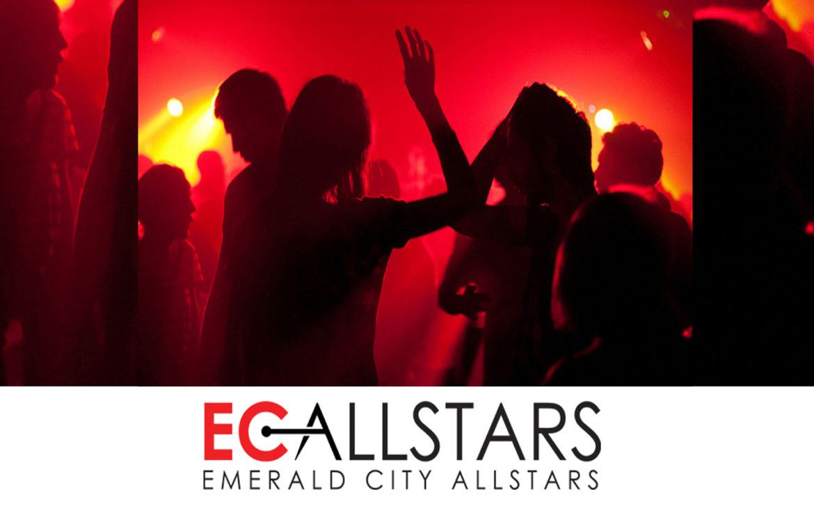 EC AllStars at Memphis Nightclub