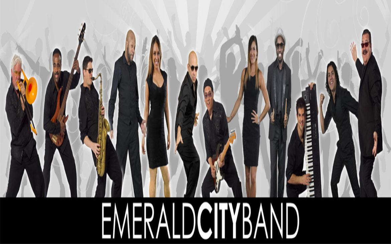 Emerald City Band at Vitruvian Park
