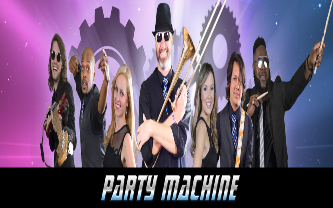 Party Machine at Memphis Nightclub