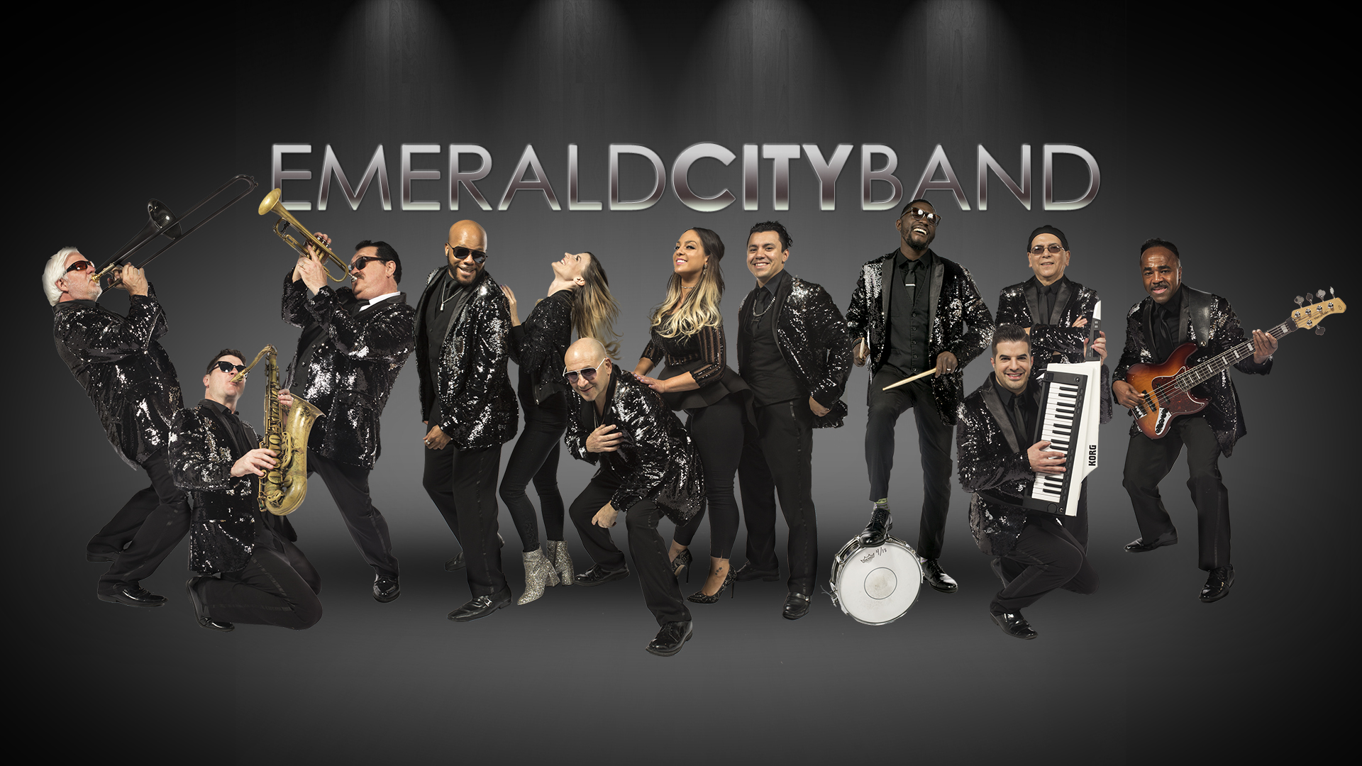 Emerald City Band - The nation's best party band for weddings and events