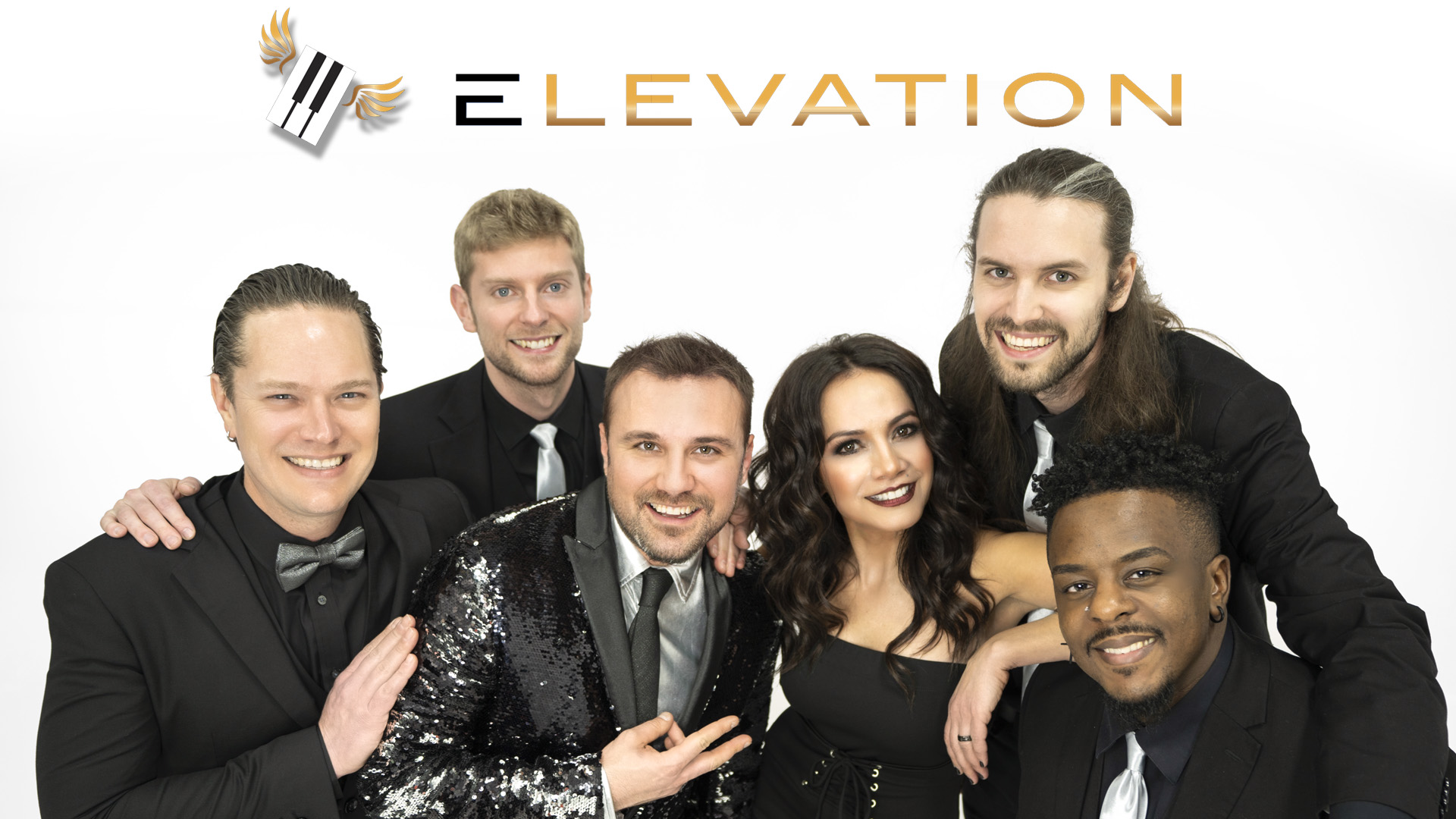 Elevation Band - Dallas TX - one of the best live party bands for weddings and events